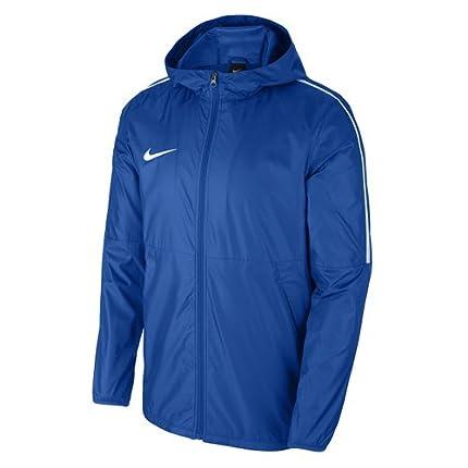 NIKE M Nk Rpl Park 18 Rn Jkt W Sport Jacket, Hombre, Royal Blue/White/(White), S