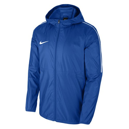 cheap for discount cozy fresh price reduced Nike Park 18 Football Jacket Veste Homme, Royal Blue/White/White, FR : L  (Taille Fabricant : L)