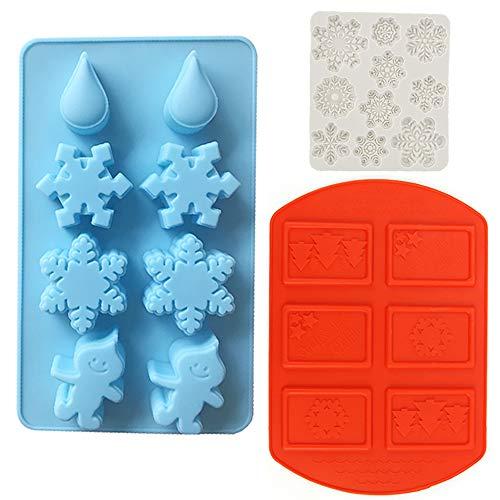 Consejos para Comprar Copos de nieve de silicon que Puedes Comprar On-line. 10