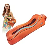BEAUTRIP Upgrade Breathable Inflatable Lounger Portable Sleeping...