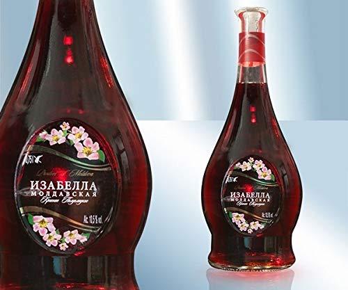 Rotwein aus Moldawien