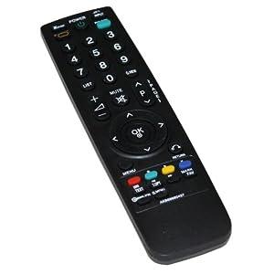 Aerzetix: DIS17 Mando a Distancia para televisor Compatible con LG 26LC2R y LG 26LC3R MKJ39170804=MKJ32022813=MKJ32022835 C3066: Amazon.es: Electrónica