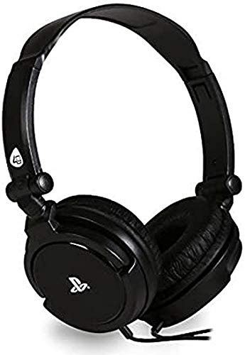 4Gamers Auscultadores PRO 4-10 Gaming Black PS4