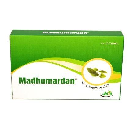Amrita Madhumardan Tablets 60 Tablet - Pack of 2
