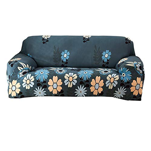 presentimer Funda elástica para sofá, protector de asiento, protector de muebles, protector de sofá, funda elástica y suave