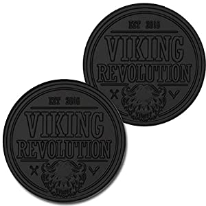 Viking Revolution Activated Charcoal Soap for Men w/Dead Sea Mud – Men's Body and Face Soap – Manly Black Facial Care… 8