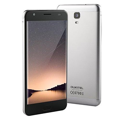 OUKITEL K6000 Plus - 6080mAh Smartphone Libre 4G de 5.5''FHD (Carga rápida...