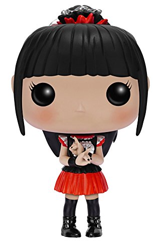 Funko Pop Rocks: Babymetal - Su-Metal Action Figure,Multi-colored
