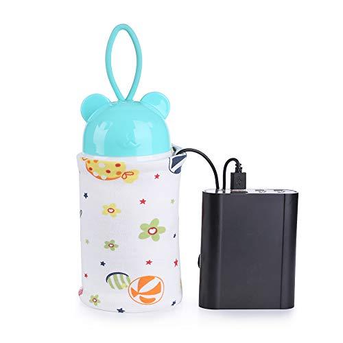 babykostwärmer temperatur,babykostwärmer unterwegs usb,flaschenwärmer baby,warmhaltefunktion baby,babyflaschen wärmer 28 * 13cm,baby bottle warmer portable (D)