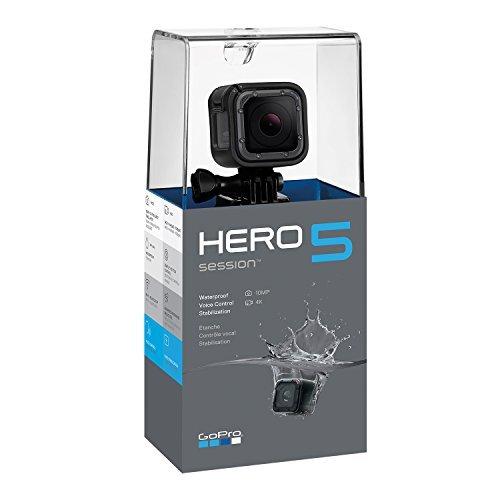 【国内正規品】 GoPro ウェアラブルカメラ HERO5 Session CHDHS-502-AP