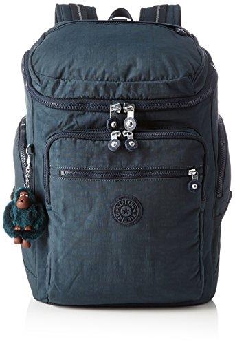 Kipling - UPGRADE - Mochilla grande con protección para el portátil - Emerald Combo - (Azul)