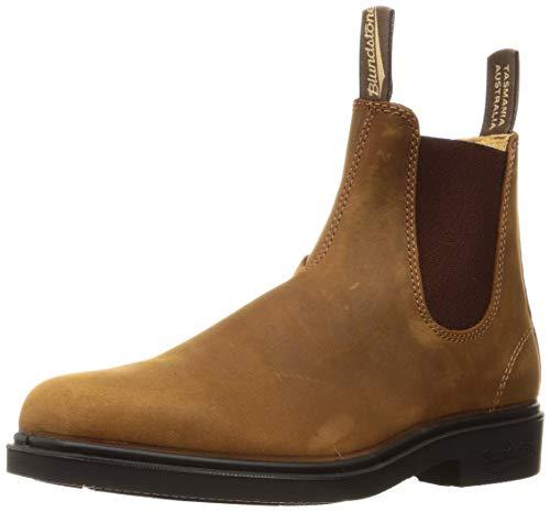 Blundstone Unisex Chisel Toe 062 Chelsea Boots, Braun (Stout Brown Stout Brown), 43 EU