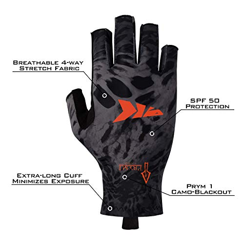 KastKing Sol Armis Sun Gloves