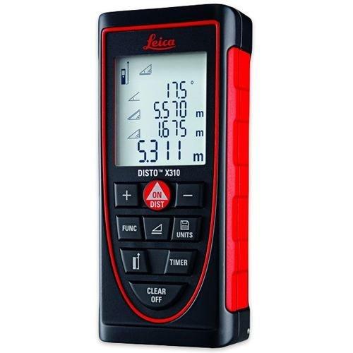 MISURATORE LASER 'DISTO X310' LEICA Portata Laser 80 mt.
