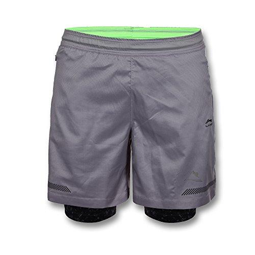 Functionele broek korte LI-NING heren. Verkrijgbaar in vele kleuren. Voor sport. Werk. Wandelen en vrije tijd. Special Edition Janik
