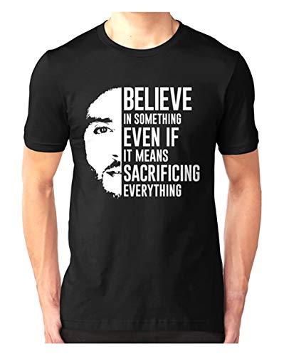 Believe in Something Colin Kaepernick Slim Fit Tshirt