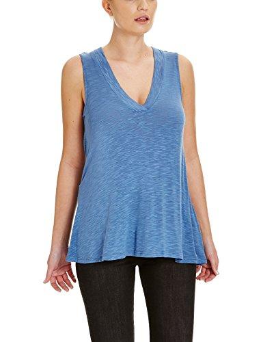 Bench Damen BUMERANG Top, Blau (Light Blue BL189), X-Small