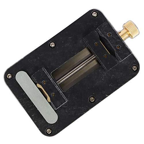 BINGFANG-W Herramienta de sujeción Mantenimiento del teléfono móvil de la Placa Base del Accesorio Placa Principal de la Abrazadera de Eje Simple Placa Base fijación de Chip Tablero del Amplificador