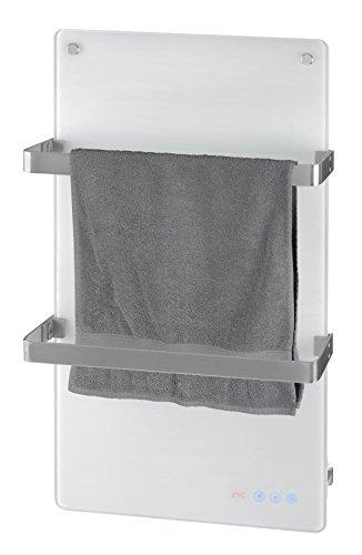 Badezimmer Heizkörper Handtuchtrockner Handtuchwärmer Eurom Sani Comfort Wifi Elektro Glas Badheizung
