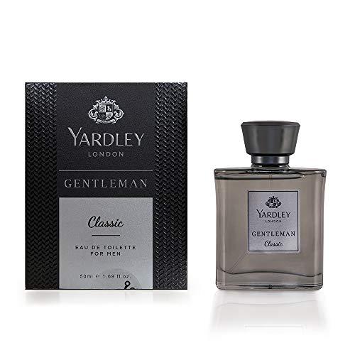 Yardley London Gentleman Classic Perfume for Men (Eau de Toilette - EDT),...