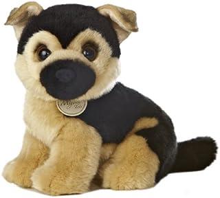 Aurora World Miyoni Tots 德国牧羊犬 10 英寸毛绒玩具