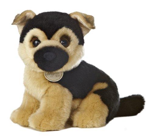 """Aurora - Miyoni - 11"""" German Shepherd Pup"""