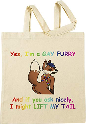Vendax Gay Furry Beige Bolsa De Compras