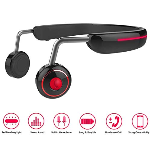 Best Prices! Aawqe Bone Conduction Headset 8GB MP3 Player Wireless Bluetooth Headset Outdoor Sports ...