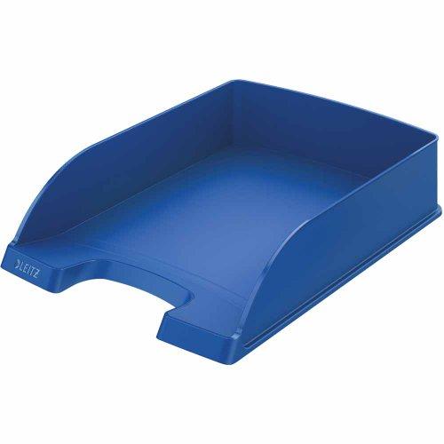 Leitz Vaschetta portacorrispondenza, Formato A4, Blu, Gamma Plus, 52270035
