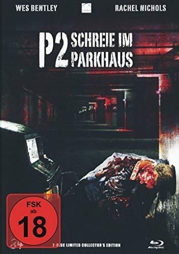 Psycho-Horror - Mediabook Bundle - Schreie im Parkhaus - Deadgirl - Audrey Rose - DVD - Blu-ray