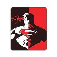 スーパーマン SUPERMAN 【 人気 安い ミニサイズ 厚さ 3mm】マウスパッド 薄型 小型 滑り止め 便利 ゲーミング オフィス レディース zarker 男性 男の子 プレゼント おもしろい おしゃれ かわいい キャラクター 30 25㎝