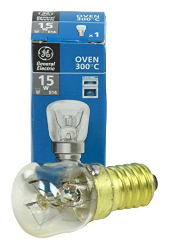 General Electric - Bombilla Para Horno 15 W E14