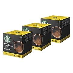 Nescafé Dolce Gusto Starbucks Veranda Blend Grande 3er Set