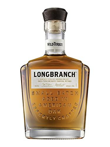 Wild Turkey LONGBRANCH 8 Years Old Kentucky Straight Bourbon Whiskey Whisky (1 x 1 l)