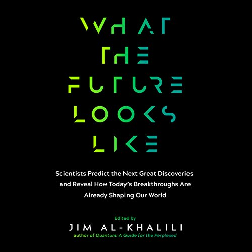 What the Future Looks Like audiobook cover art