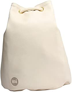 Gold Swing Bag Bolsa de Cuerdas para El Gimnasio, 38 cm, 18 litros, Tumbled Cream