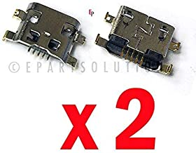 ePartSolution_2 X Alcatel One Touch Fierce XL 5054N USB Charger Charging Port Dock Connector USB Port Repair Part USA Seller