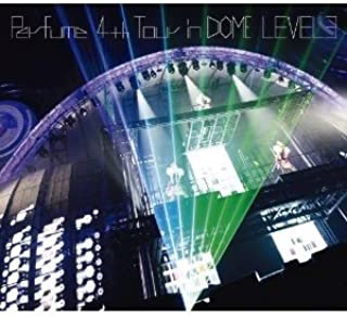 Perfume 4th Tour in DOME 「LEVEL3」 (初回限定盤) [Import]