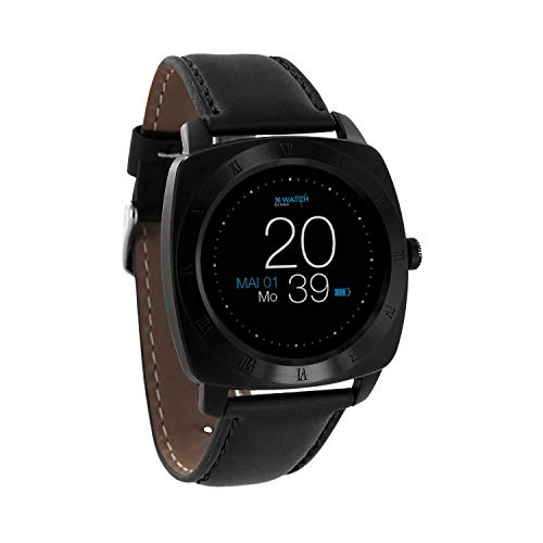 X-WATCH 54006 Smartwatch NARA XW PRO BLACK CHROME Herren Smartwatch