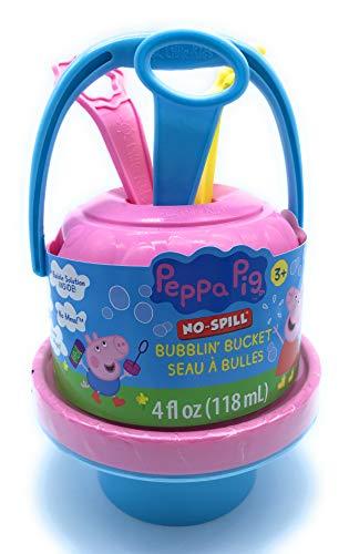 Little Kids No Spill Bubblin Bucket 4 oz.