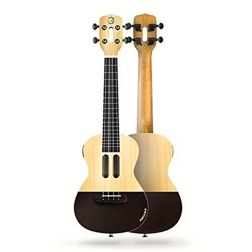 Ukulele 23 Pollici 4 Corde Smart Ukulele Concert Soprano Tenore Ukulele Elettrico Acustico Mini Chitarra