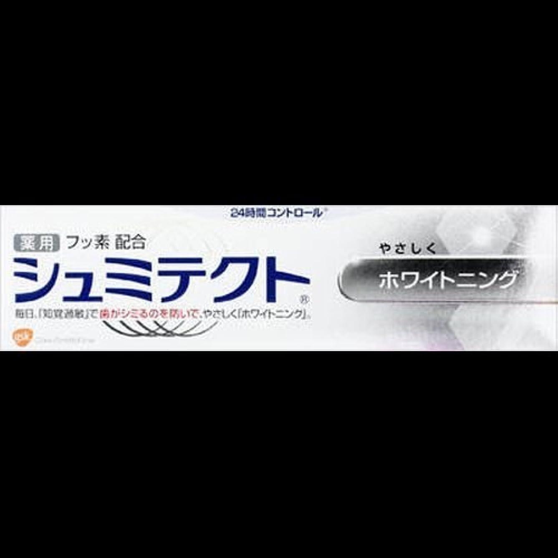 後世割り当てズームインする【まとめ買い】薬用シュミテクト ホワイトニング 90g ×2セット
