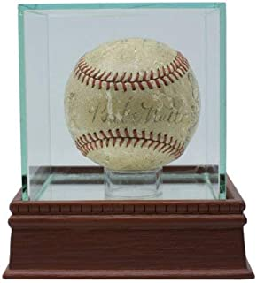 Babe Ruth Gehrig Foxx +14 Autographed Signed 1934 Tour Of Japan Team Oal Baseball PSA/DNA
