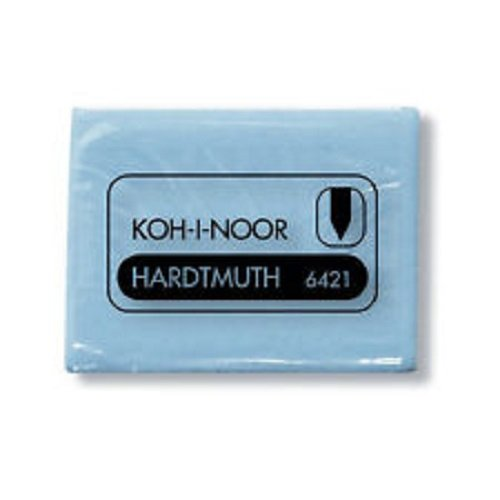 KOH-I-NOOR Knetgummi 6421, weich, 1-er Blister