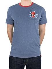Spiderman Marvel El Hombre Araña - Camiseta para Hombre