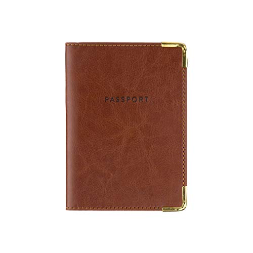 Eccolo - Passport Cover - Brown Legend - coolthings.us