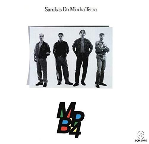 Mpb4 - Sambas Da Minha Terra [CD]