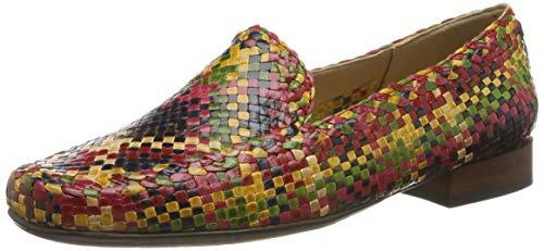 Sioux Damen Cordera Mokassin, Mehrfarbig (Multicolour 009), 42 EU