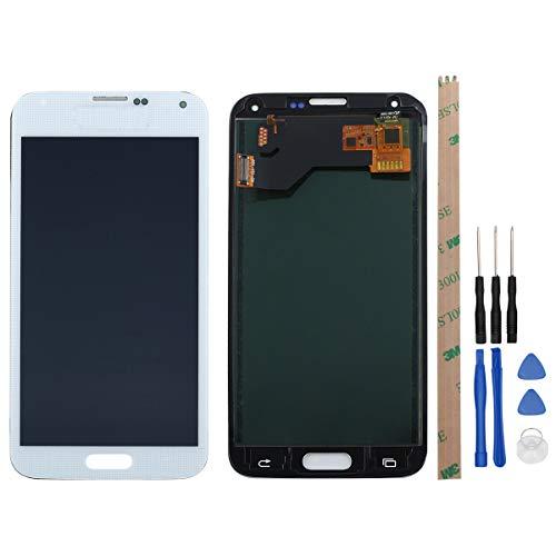 West Dragon - Pantalla táctil LCD para Samsung Galaxy S5 (Incluye Herramientas)