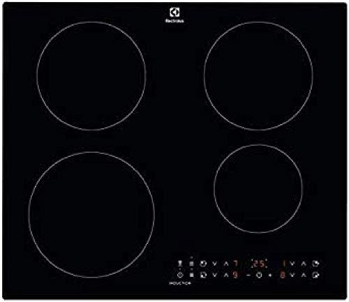 Electrolux CIR60430CB Induktions-Kochfeld, Glass, Schwarz